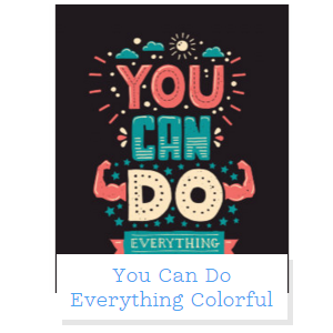 You Can Do Everything なんでもできる